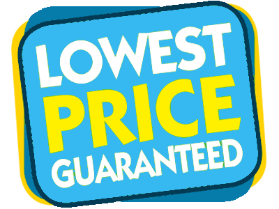 Lowest Price Guarantee Seal